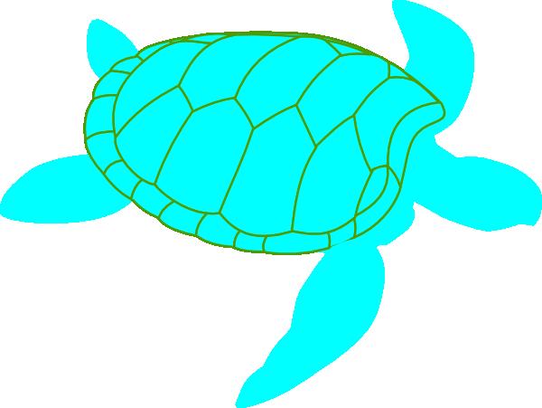 green turtle clip art - photo #17