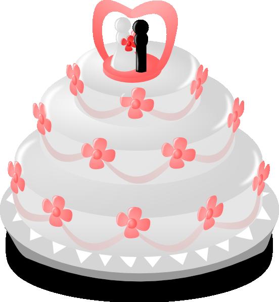 Wedding Cake Clip Art Wedding Cake