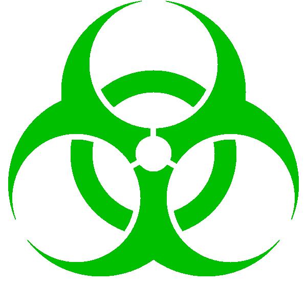 Biohazard Clip Art at Clker.com - vector clip art online ...