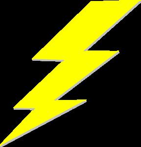 lightning bolt clip art at clker com vector clip art online rh clker com lightning clipart gif lightning clip art black and white