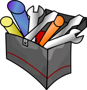 toolbox with tools clipart. tool box clip art toolbox with tools clipart t