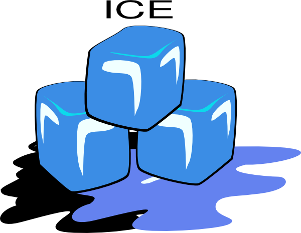 Melting Ice Clip Art at Clker.com - vector clip art online, royalty ...