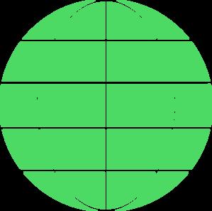 Green Globe Icon Clip Art Green Globe Clip Art
