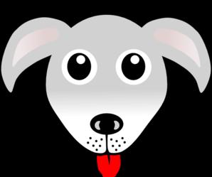 Dog Face Clip Art