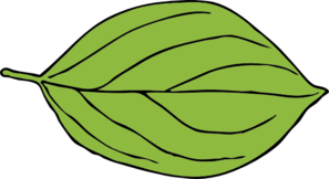 Apple Leaf Clip Art
