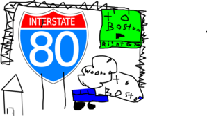 To Boston Mass Clip Art