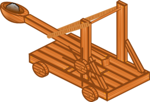 Roman Art And Architecture Catapult 3 Clip Art at...