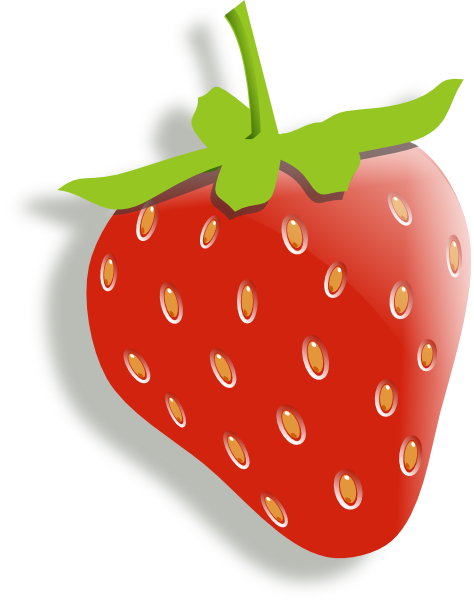 strawberry clip art pictures - photo #29