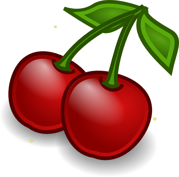Clipart Fruit Tree