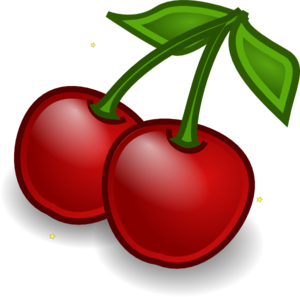 Pris Cherries Clip Art