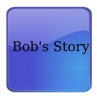 Purple Button Bob S Story Clip Art