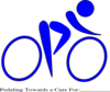 Olympic Bicycle Clip Art