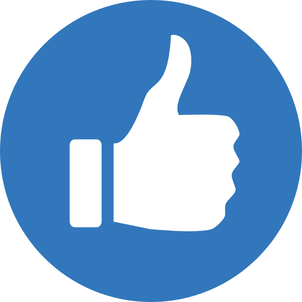 clip art thumbs up