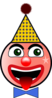 Clown Humor Clip Art