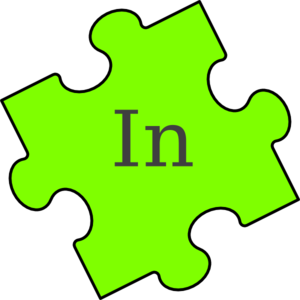Puzzle Piece In Clip Art