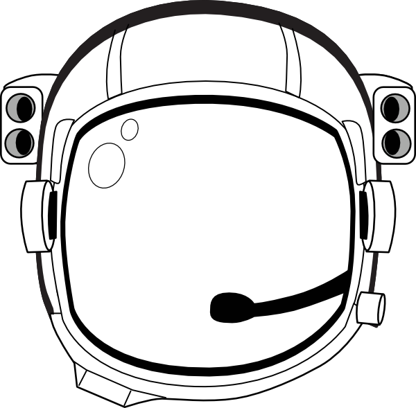astronaut helmet transparent - photo #3