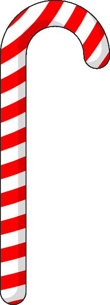 Candy Cane Christmas Clip Art at Clker.com - vector clip art ...