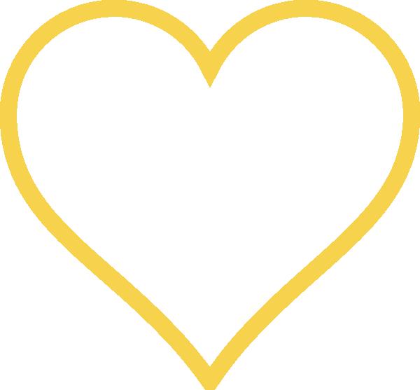 Golden heart locket