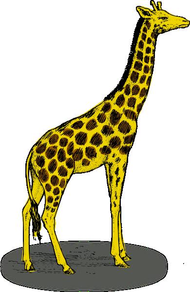free clipart of giraffe - photo #14