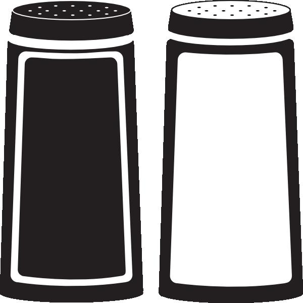 Salt Pepper Clip Art At Vector Clip Art Online