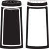 Salt Pepper Clip Art
