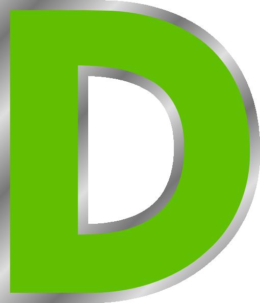 D Green Clip Art at Clker.com - vector clip art online ...