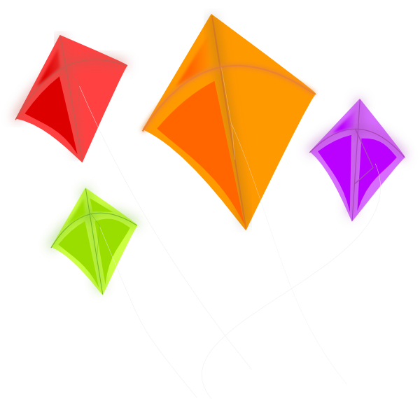 clipart images of kite - photo #37