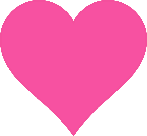 Animated Pink Hearts