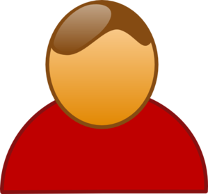 Red People Clip Art