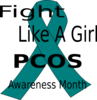 Pcos Awareness Month Clip Art
