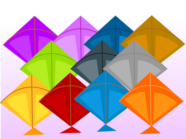 clipart images of kite - photo #39