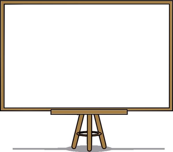 Whiteboard Clip Art at Clker.com - vector clip art online ...