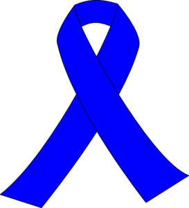 blue awareness ribbon clip art at clker com vector clip art online rh clker com free awareness ribbon clipart autism awareness ribbon clipart