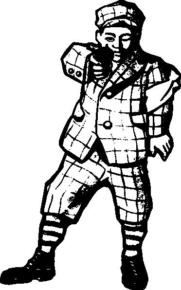 Yakuza Clip Art at Clker.com - vector clip art online ...