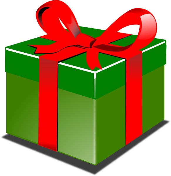 free clipart pictures of christmas presents - photo #19