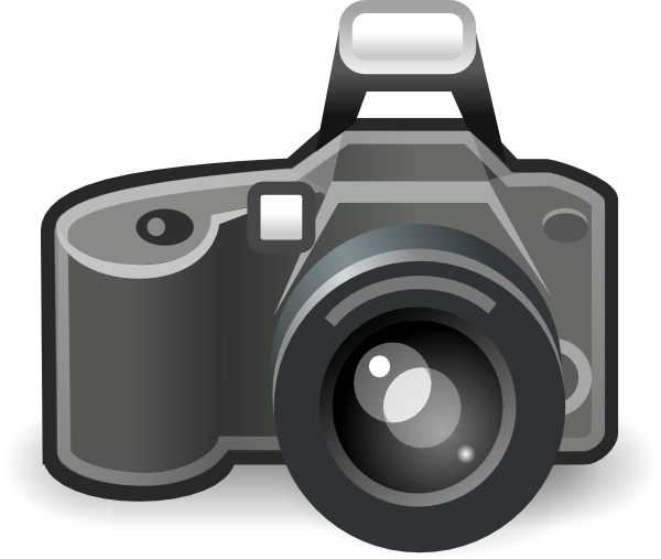 Camera Photo Clip Art at Clker.com - vector clip art ...