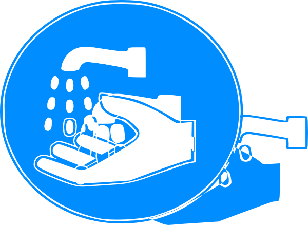Hand Wash Clip Art at Clker.com - vector clip art online, royalty free ...