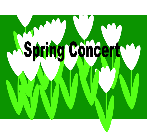Band Concert Clipart images