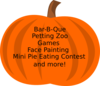 Fall Festival With Activities Clip Art