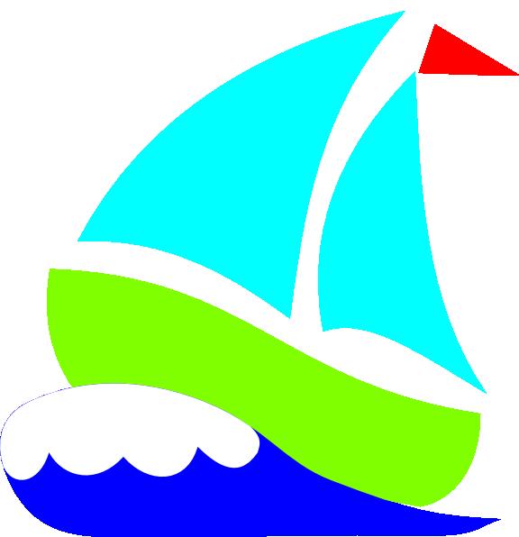 small boat clip art free - photo #38