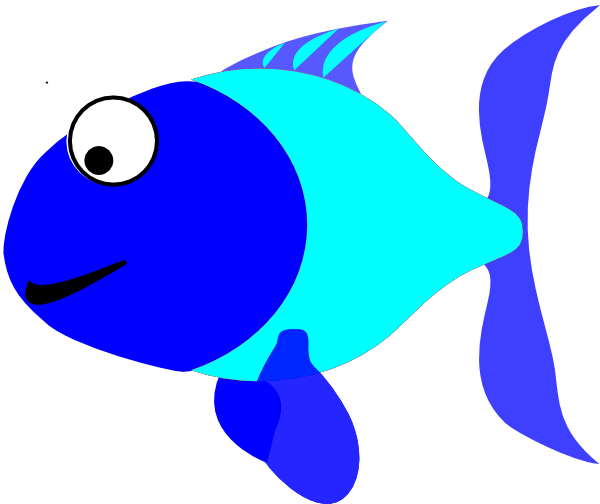 clipart picture of fish - photo #26