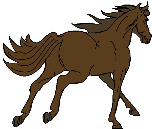 Horse Running Clip Art at Clker.com - vector clip art online, royalty ... Running Horse Png