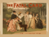 The Fatal Card The Powerful Drama : By Haddon Chambers & B.c. Stephenson. Clip Art