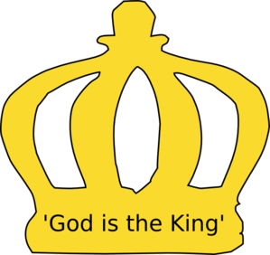 God Crown Clip Art