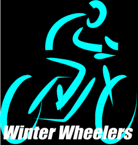 Winter Wheelers Clip Art