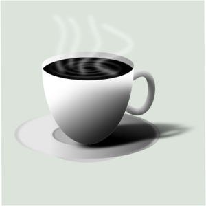 Hot Cup Of Coffee Clip Art