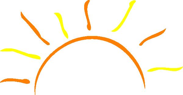 sun clip art at clker com vector clip art online royalty free rh clker com Half Sun Clip Art Vector free vector halftone patterns