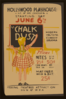 Chalk Dust  Modern, Youthful, Comedy, Drama. Clip Art