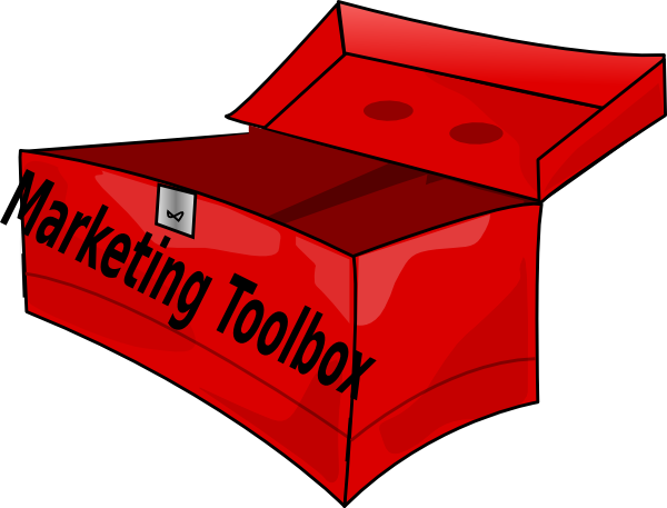 Marketing Toolbox Clip Art at Clker.com - vector clip art ...