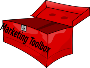 Marketing Toolbox Clip Art